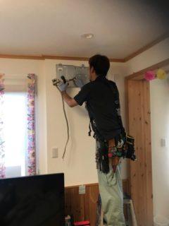三菱エアコン、業務用エアコンの工事なら有限会社中西設備へ