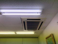 静岡市駿河区 エアコン取り換え更新工事